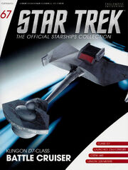 Star Trek Official Starships Collection issue 67