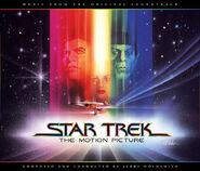 Star Trek TMP expanded Cover