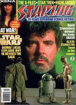 Starlog issue 237 cover