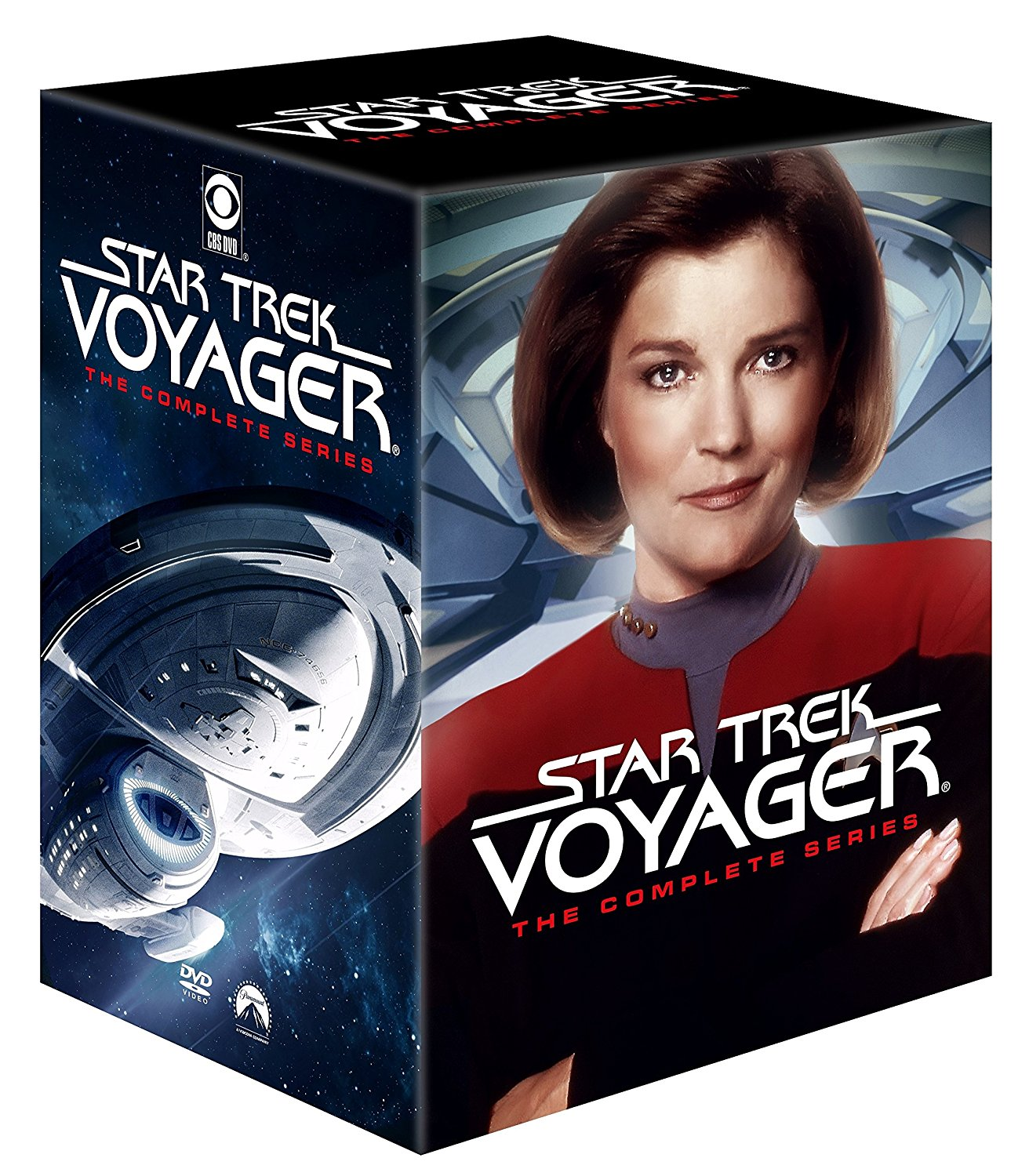 Star Trek: Voyager - The Complete Series | Memory Alpha