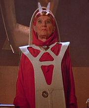 Vulcan ceremonial robes