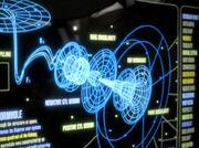 Bajoran wormhole schematic