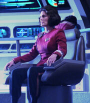 Donna Garrett, Yesterdays Enterprise