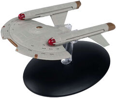 Eaglemoss 44 Intrepid