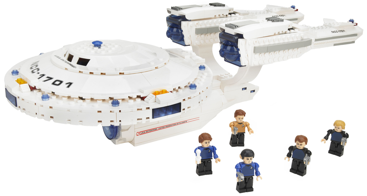Hasbro Kre-O USS Enterprise
