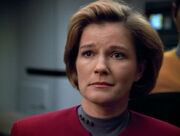 Janeway relieved