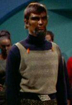 Klingon Kang's crewman 11