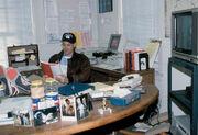 Piller in office