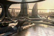 Quarren city bridge