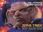 Star Trek Deep Space Nine - Season One Card020