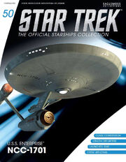 Star Trek Official Starships Collection Issue 50