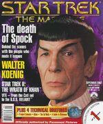 Star Trek The Magazine volume 3 issue 5 cover 1