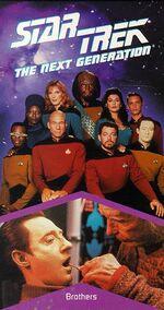 TNG 077 US VHS