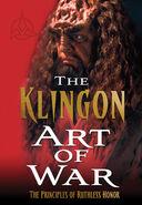 The Klingon Art of War alt cover
