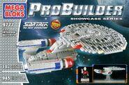 USS Enterprise-D, Mega Bloks