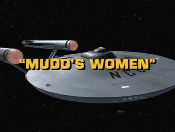 Mudd's Women title card