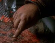 Kor's hand