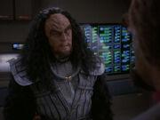 Martok will Worf als ersten Offizier