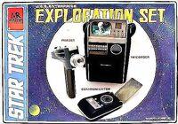Master Replicas Star Trek Exploration Set Packaging