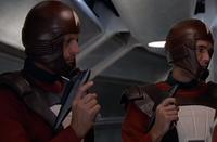 Officiers de la sécurité inconnus USS Enterprise NCC-1701 (2285)
