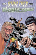 Primate Directive issue 5 cover