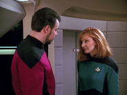 Riker and Crusher, remastered
