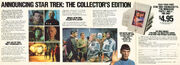 Star Trek - The Collector's Edition advert