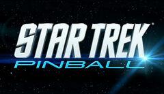 Stern Star Trek Pinball logo