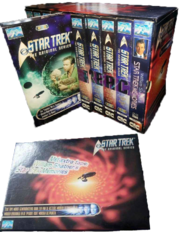 TOS Season 2 Dutch VHS boxset cover
