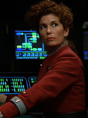 Wissenschaftsoffizier der Enterprise B