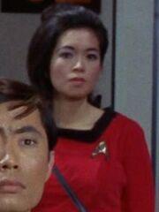 Yeoman Enterprise 2267 Mission Hüter der Ewigkeit