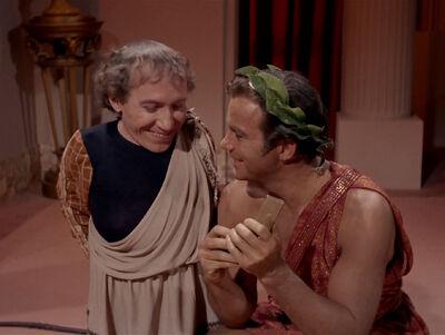 Alexander und Kirk