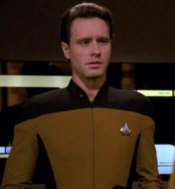 ...as Ensign Collins