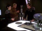 Dax, Odo und O'Brien ermitteln