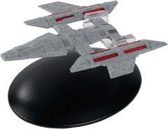 Eaglemoss 166 Tamarian Deep Space Cruiser