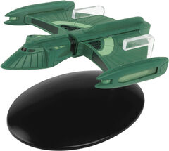 Eaglemoss 90 Romulan Scout