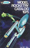 Estes Industries 1975 Catalog Cover