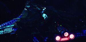 Klingon Prison Ship
