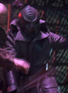 Klingon guard 6, deleted scene