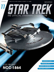Star Trek Official Starships Collection Issue 11