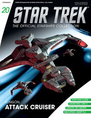 Star Trek Official Starships Collection Issue 20