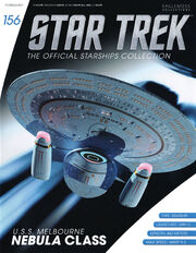 Star Trek Official Starships Collection issue 156