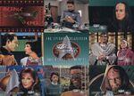 Star Trek The Next Generation - Season Three Trading Card P1 Front