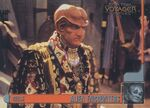 Star Trek Voyager Profiles Trading Card 81