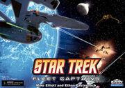 Wizkids Star Trek Fleet Captains box cover