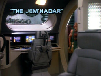 The Jem'Hadar title card