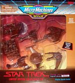 Galoob Star Trek MicroMachines no.66125 (bronze)