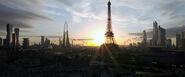 Paris, circa 2399