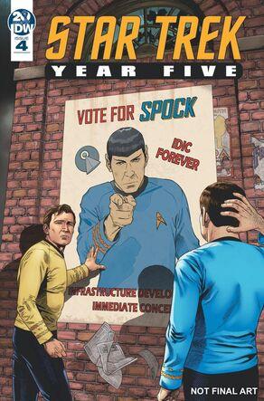 Star Trek Year Five issue 4 cover A.jpg