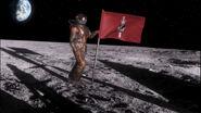 Terran Empire moon landing